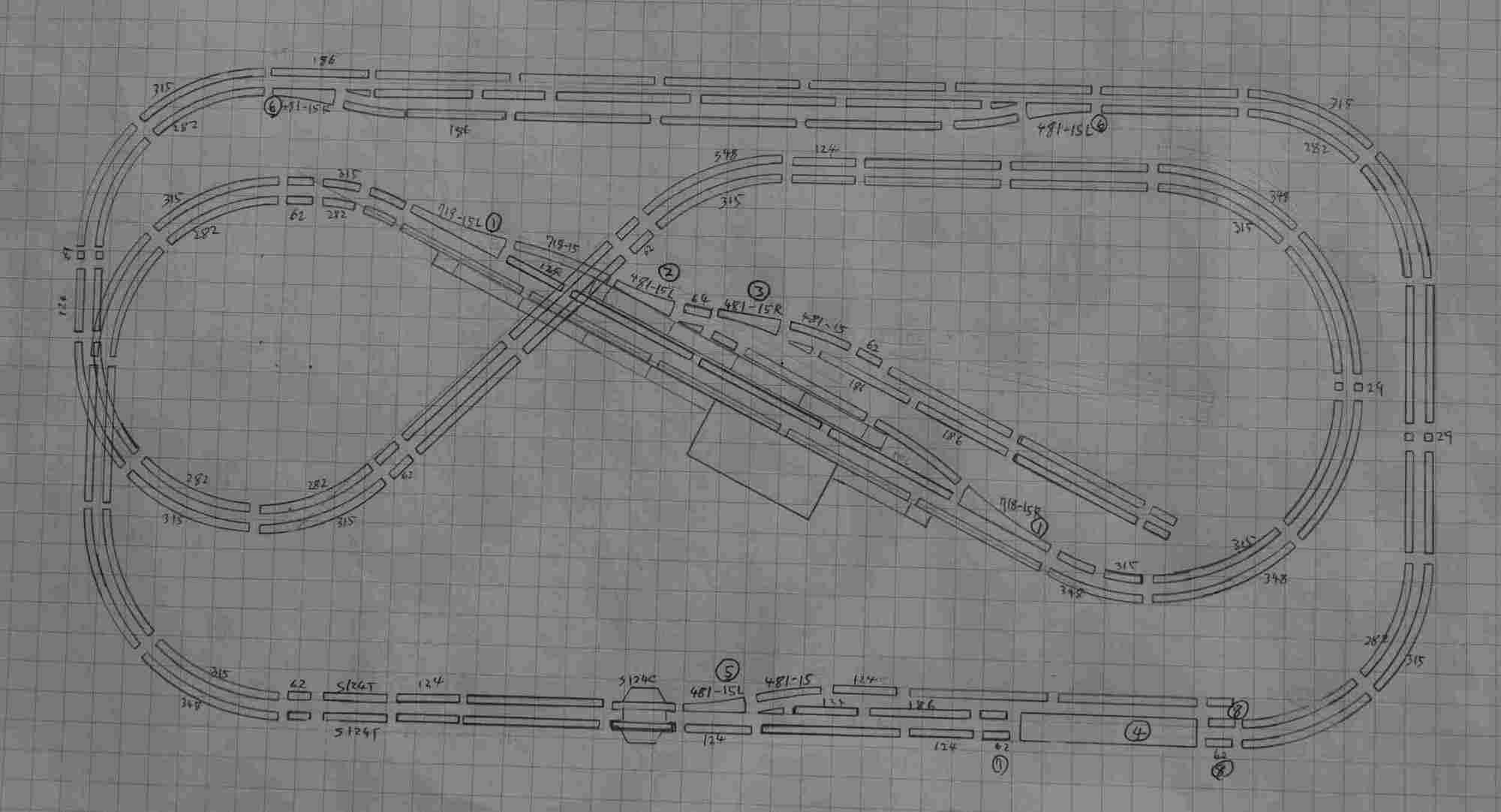 あっこちゃんの日記 | Nゲージレイアウト(鉄道模型ジオラマ)作りに挑戦中